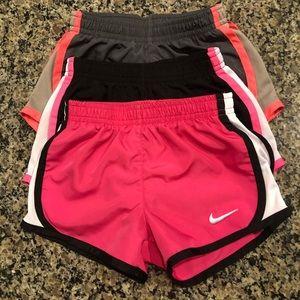 Nike toddler girl Dri-fit tempo shorts